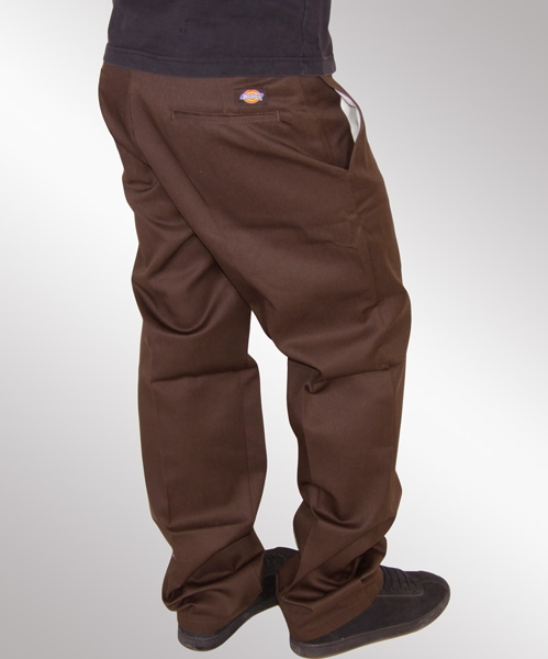 dickies original 874 work pant o dog dark brown 39 90. Black Bedroom Furniture Sets. Home Design Ideas