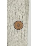 Shisha Knitsweater Zopp Girls Pullover Beige Melange S