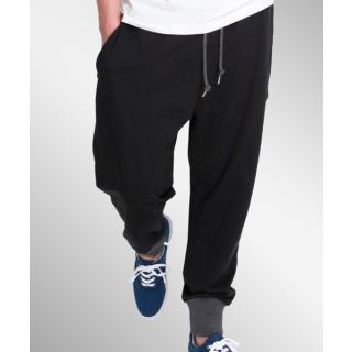 Shisha STIEFBUCK Pant Uni Hose Jogginghose black schwarz