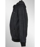 Cleptomanicx Corner Winter H. Jacket Black