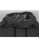 Shisha Buex Hooded Boys Pullover Anthracite L