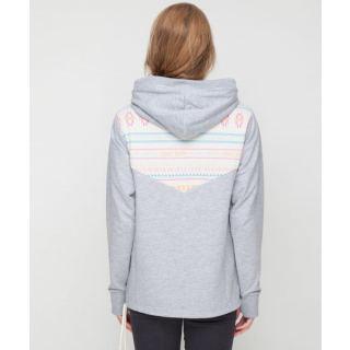 Shisha Pardel Hooded Girls Pullover Ash XL
