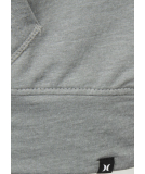 Hurley Boards Light Pullover Carbon Heather