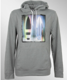 Hurley Boards Light Pullover Carbon Heather S