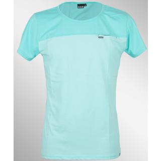 Hurley Alvis Knit T-Shirt Green