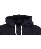 Cleptomanicx Ligull Hooded Dark Navy