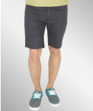 Volcom Chili Chocker Colored Short Sulfur Black