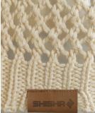 Shisha HART Knitsweater Girls Papyrus White L