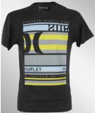 Hurley BLOCKED WARP SPORT T-Shirt black
