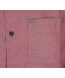 Hurley ONE & ONLY Longshirt red