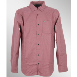 Hurley ONE & ONLY Longshirt red S