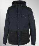 Hurley OCCUPY PARKA Jacket dark obsidian