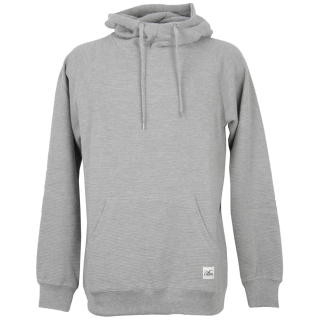 Cleptomanicx PARSONS Hooded heather gray L