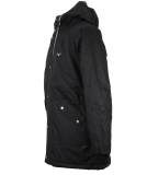 Cleptomanicx SPOTTER Jacke Pirate Black