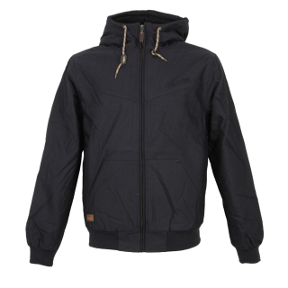 Iriedaily Dock36 Swing Jacket Herren Winterjacke Black schwarz S