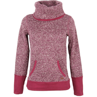 Roxy SURF CITY Pullover deep red heather S