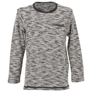 Shisha KRUPP Sweater Pullover black melange XL