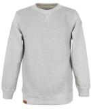 Shisha HINBEER Sweater Pullover ash melange S