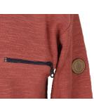 Shisha WEERK Sweater Pullover marsala red XL