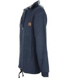 Shisha RUUM Hooded Pullover navy