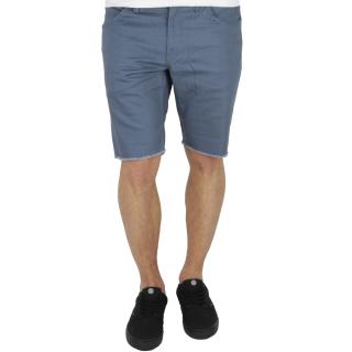 Volcom 2x4 TWILL Short grey blue