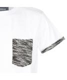 Shisha AKRAAT Teeshirt white