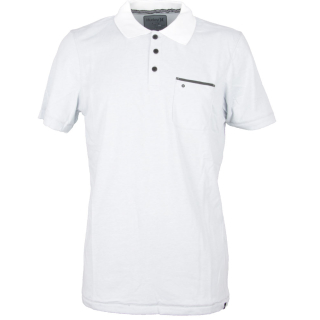Hurley DRI-FIT LAGOS Polo Shirt white