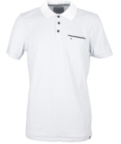 Hurley DRI-FIT LAGOS Polo Shirt white