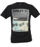 Hurley DEPARTURE T-Shirt black