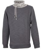 Ragwear HOOKER STRIPES Pullover dark grey