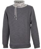 Ragwear HOOKER STRIPES Pullover dark grey S