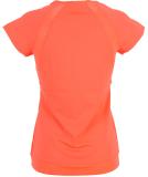 Roxy Risingrun Sport-Top T-Shirt Granatina M