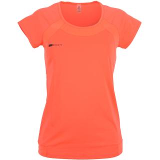 Roxy Risingrun Sport-Top T-Shirt Granatina L