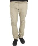 Volcom Vorta Twill Denim Jeans Hose Beige W33