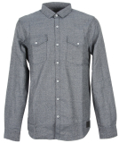 Iriedaily City Fella Shirt Hemd Greyblue S