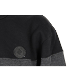 Shisha Klöndör Sweater Pullover Black Striped