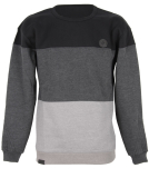 Shisha Klöndör Sweater Pullover Black Striped M