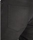 Volcom Solver Tapered Denim Jeans Hose Dusted Black