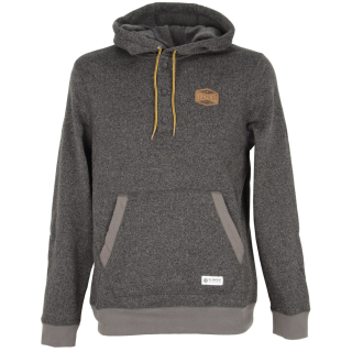 Element Highland Hoody Pullover Charcoal Heather