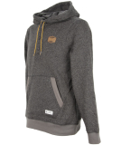 Element Highland Hoody Pullover Charcoal Heather S