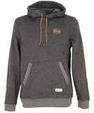 Element Highland Hoody Pullover Charcoal Heather M