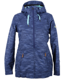 Roxy Valley Hood Damen Snowboardjacke Bounding Blueprint