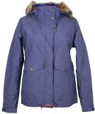 Roxy Grove Damen Snowboardjacke Funktionsjacke Blue Print