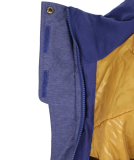 Roxy Grove Damen Snowboardjacke Funktionsjacke Blue Print M