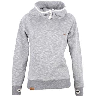 Shisha Lummerig Hooded Damen Pullover Navy Flame XL