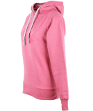 Shisha Classic Hooded Damen Pullover Rose Melange S