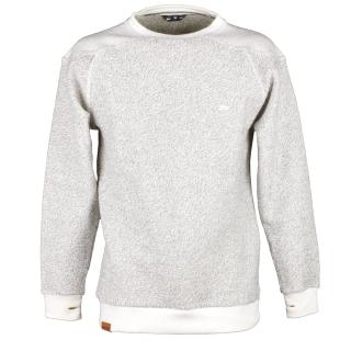 Shisha Kant Sweater Uni Pullover Creme Black S