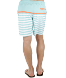 Oxbow Vogal Volley Short Badeshort Givre Turquoise 30