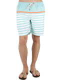 Oxbow Vogal Volley Short Badeshort Givre Turquoise 34