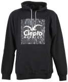 Cleptomanicx CI Box Hooded Herren Pullover Black schwarz
